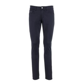 Nero Giardini pantalone di colore blu P970400U/200