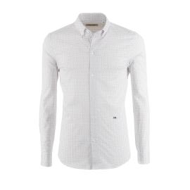 Nero Giardini camicia bianca P973110U 707