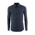 Nero Giardini blue shirt973110P U 200