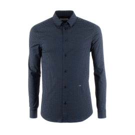 Nero Giardini camicia blu P973110U 200