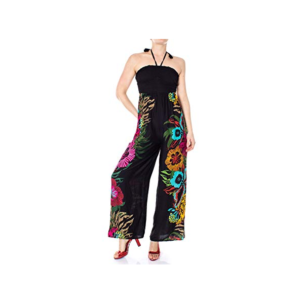 DESIGUAL PANT_DALILA summer trousers from donna Color 2000 19SWMW14 / 2000