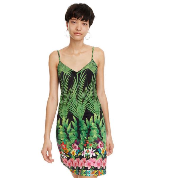 DESIGUAL VEST_ANNETTE Dressed Smanicato by Donna Color 2000 19SWVK28 / 2000