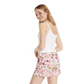 PROMISE PIJAMA PANTALON short nightdress color off white ART:N07232