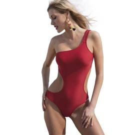 Ysabel Mora Swimwear Bikini Rosso 81106