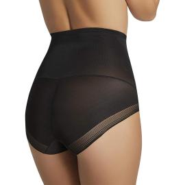 Ysabel Mora BRAGA ALTA REDUCTORA corsetto di colore nero 19614