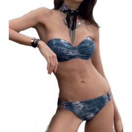 Ysabel Mora Swimwear Bikini Jeans 81060