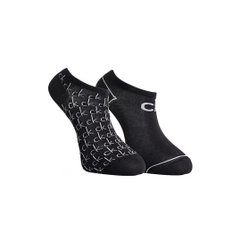 Calvin Klein F16CKW-HC3-and Cotton Blend. Pairs Performannce Coolmax. Two pairs of calzin, ONE SIZE , COLOR BLACK