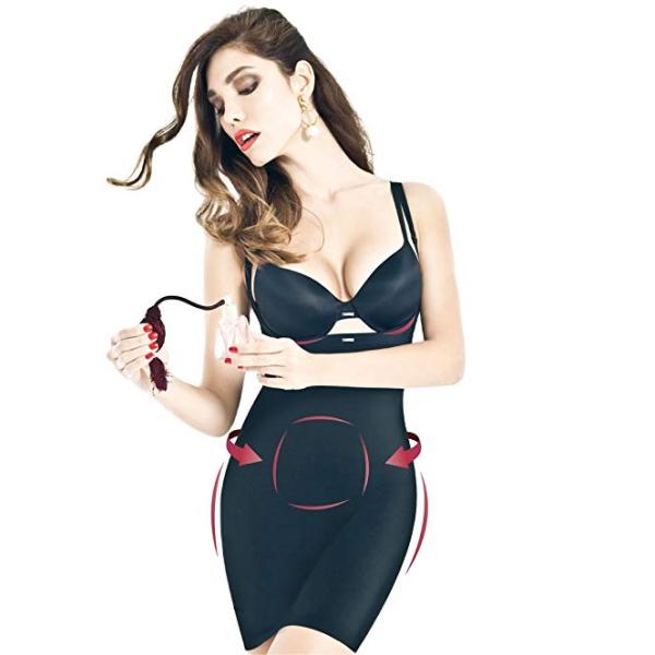 Andra Shape Modeling an under-garment Color Black Art.11