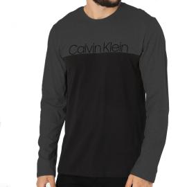 Calvin Klein Maglia manica lunga Pigiama Grigio NM1581E 038