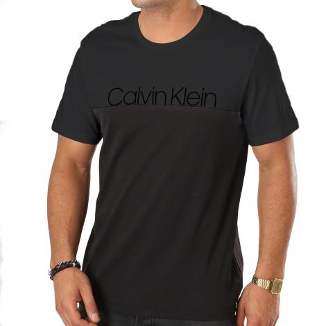 Calvin Klein Short Sleeve Jersey Pajamas Gray NM1583E-038