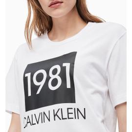 Calvin Klein Crew Neck 000QS6343E 100