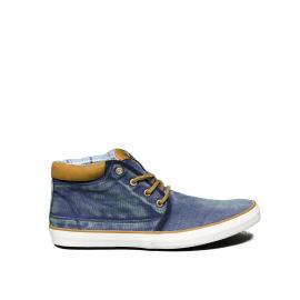 Cafè Noir sneaker uomo blue UQT610
