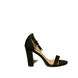 Trendy too sandalo di colore nero codice articolo TBEL020