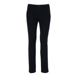 Nero Giardini pantaloni tasca francese slim blu uomo con quattro comode tasche articolo A970572U 200