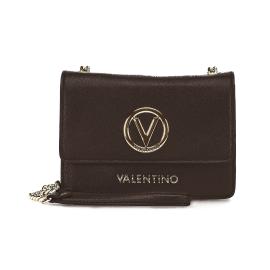 Valentino Handbags synthetic bag sax woman coffee color art. VBS3JJ03