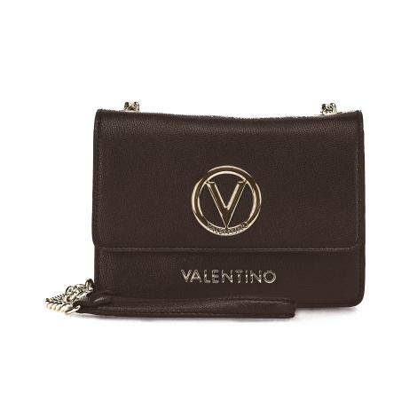 Valentino Handbags borsa sintetica sax donna colore caffè art. VBS3JJ03