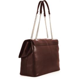 Valentino Handbags borsa sintetica sax donna colore caffè art. VBS3JJ05
