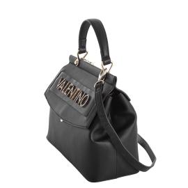 Valentino Handbags borsa sintetica fisarmonica donna colore nero art. VBS3JX02