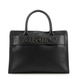 Valentino Handbags borsa sintetica fisarmonica donna colore nero art. VBS3JX05