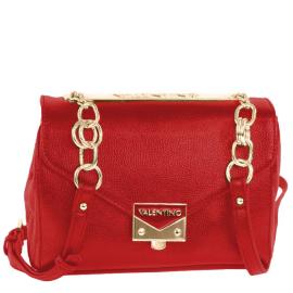 Valentino Handbags borsa sintetica balalaica donna colore rosso art. VBS3K103