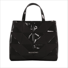 Valentino Handbags borsa sintetica cymbal donna colore nero art. VBS3K401