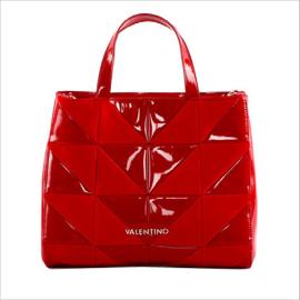 Valentino Handbags borsa sintetica cymbal donna colore rosso art. VBS3K401
