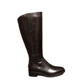 Nero Giardini boot with heels color head of Moor Article A9 09600 D 300