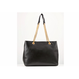 Valentino Handbags borsa sintetica mandolino donna colore nero art. VBS3KI01