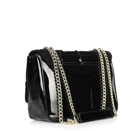 Valentino Handbags borsa sintetica cymbal donna colore nero art. VBS3K402
