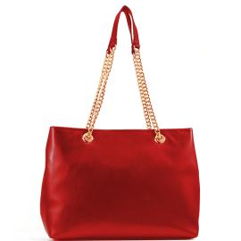 Valentino Handbags borsa sintetica mandolino donna colore rosso art. VBS3KI01