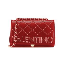 Valentino Handbags borsa sintetica mandolino donna colore rosso art. VBS3KI03