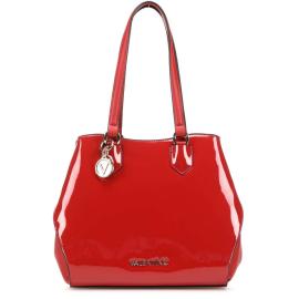 Valentino Handbags borsa sintetica winter pascal donna colore rosso art. VBS3LU02V