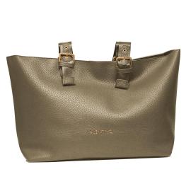 Valentino Handbags synthetic bag babar donna color taupe Art. VBS3AZ01