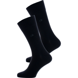 Calvin Klein calzini corto uomo nero due paia per confezione art. ECP275