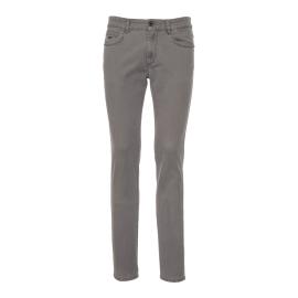Nero Giardini jeans slim grigio uomo cinque tasche articolo A9 70530 U 105