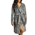 SièLei dressing gown woman gray article LP72