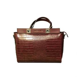 Valentino handbags Handbag bordeaux color ALPINE MODEL ARTICLE VBS45to01 069