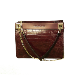 Valentino handbags Handbag bordeaux color ALPINE MODEL ARTICLE VBS45to02 069