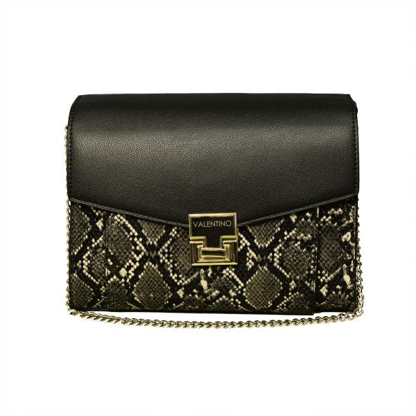 Valentino Handbags borsa di colore nero modello OCTOPUS articolo VBS45402 001