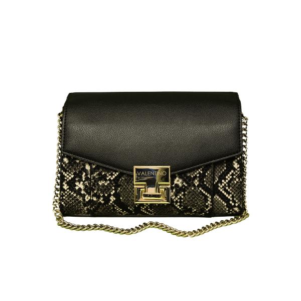 Valentino Handbags borsa di colore nero modello OCTOPUS articolo VBS45403 001