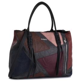 Desigual borsa grande multicolore articolo 19WAXPCI 6044