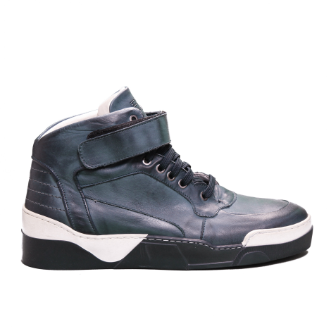 Exton 7515 Havana Navy Sneaker Uomo