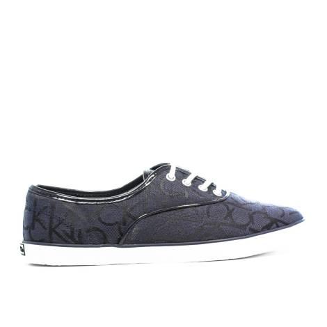 Calvin Klein Jeans Sneaker con Zeppa Ginnica Chiusura Lacci Articolo RE9228/BBM