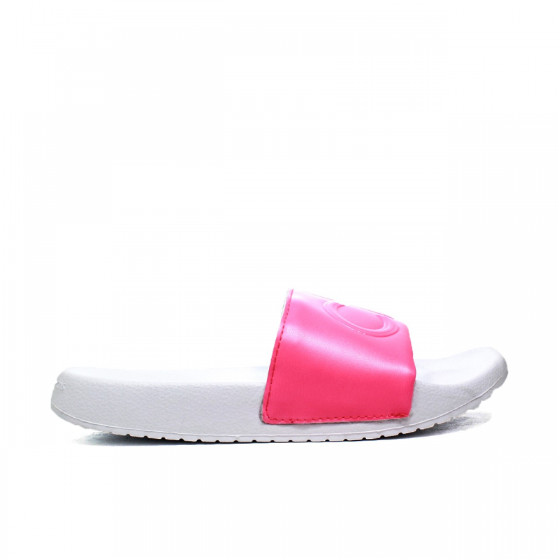 latest discount temperament shoes to buy Calvin Klein Jeans Article RE9586/FPK Slipper Fuchsia Color