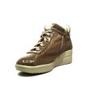 Agile by Rucoline Sneaker Wedge High Media with Internal Hing Top Chambers Art. 0226 82310 226 Turtledove