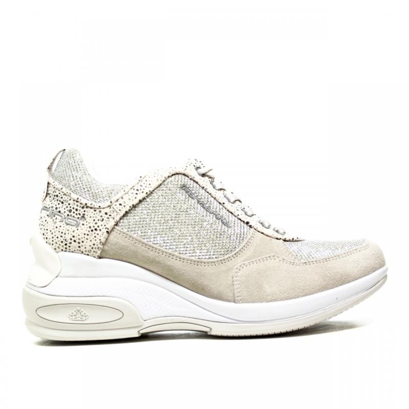 Buy Cheap Fornarina Sneakers Women Fornarina Sneakers 11136645GN womens Silver FORNARINA Womens Sneakers