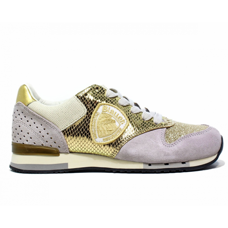 Young Shoes Blauer Line Donna On Sneakers SwSIqnFx1R