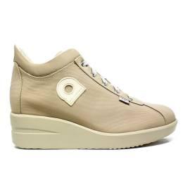 Agile by Rucoline Sneaker con Zeppa Media Alta Art. 0226-82639 226 A Tecno