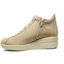 Agile by Rucoline Sneaker Wedge Medium High Art. 0226-82639 226 A Techno