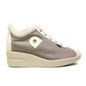 Agile by Rucoline Sneaker con Zeppa Media Alta Art. 0226-82666 226 A Galassia Cot